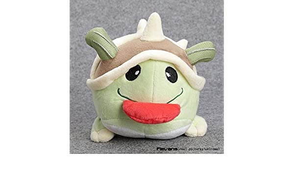 Amazon.com: LEAGUE OF LEGENDS - LOL - PELUCHE PORO RAMMUS / RAMMUS PORO PLUSH DOLL 15cm /ITEM#G839GJ UY-W8EHF3174771: Toys & Games
