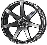 Enkei PF07 18x9.5 5x114.3 40mm Offset Dark Silver WheelSpecial Order/No Cancel (enk490-895-6540DS)