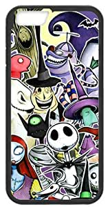 Funny Cartoon The Nightmare Before Christmas Case Cover for Iphone 5S/5