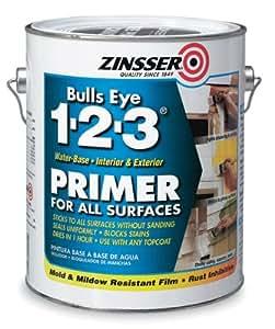 Zinsser Bulls Eye 1 2 3 Primer Sealer Stain Killer 02001 4