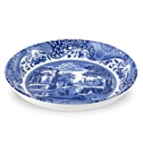 Spode 749151490451 Italian Pasta Bowl, Set of 4, Blue, White, 9'' Pasta Bowl
