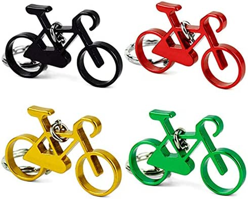 Amorly Openers Wine Stainless Bicycle Keychain product image