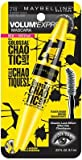 Maybelline Volumexpress Volum'express Mascara - Blackest Black - The Colossal Chaotic Lash - Retail Packaging - Pack of 2