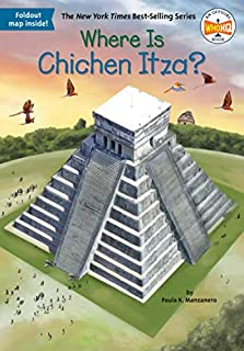 Book Cover: Where Is Chichen Itza?