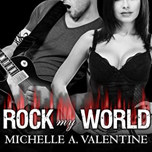 Rock My World Audiobook