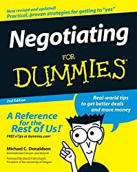Negotiating For Dummies