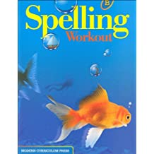 Spelling Workout 2002 Edition - Student Edition (Level B, Grade 2)