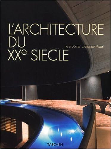 Téléchargement Architecture du XX.siècle epub pdf