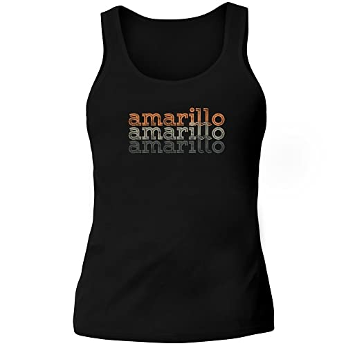 Idakoos Amarillo repeat retro – US Città – Canotta Donna