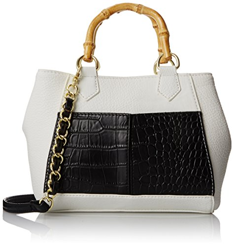 olivia-joy-claudia-cross-body-bag-white-pebble-black-croco-trim-one-size