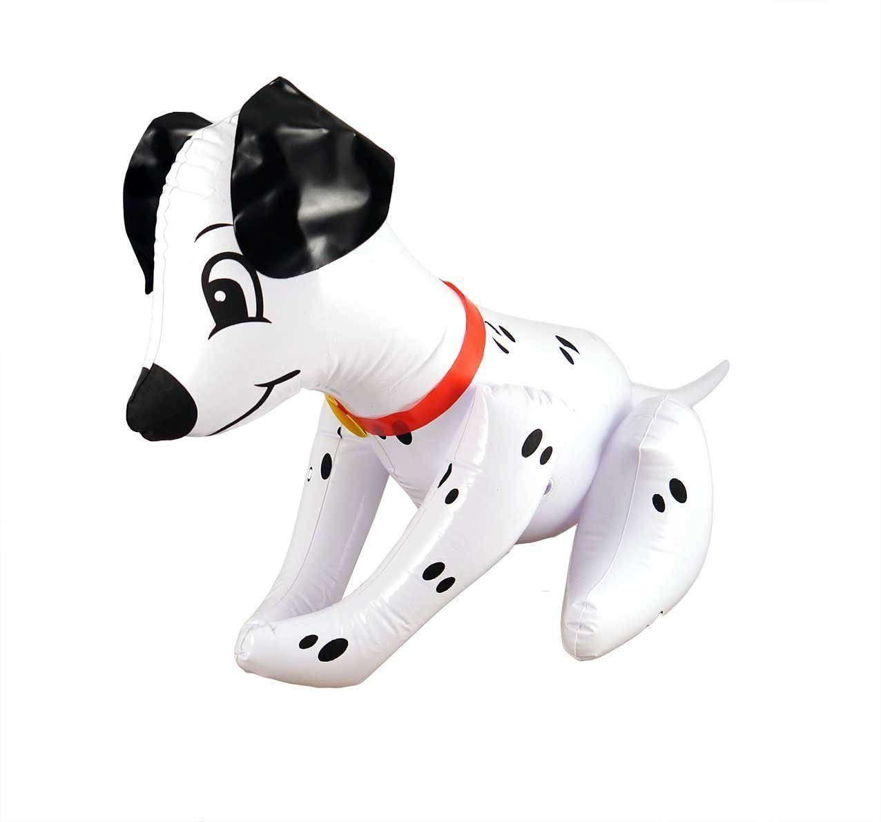 Henbrandt 50CM INFLATABLE BLOW UP DOG DOGGY PET ANIMAL TOY NOVELTY ...