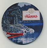 Hamms Beer Coaster Set - Canoe Lake
