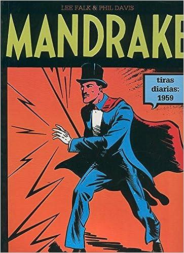 Mandrake el Mago volumen 12 Comics – 1959