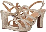 Naturalizer Cameron Womens Sandals (9.5 M, Gold)