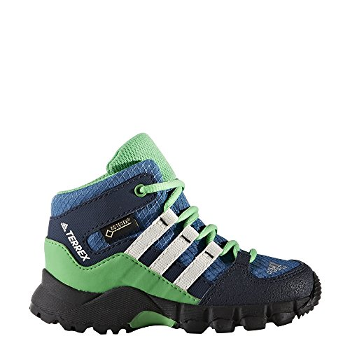 Adidas Terrex Mid GTX core blue s17/chalk white/energy green s17