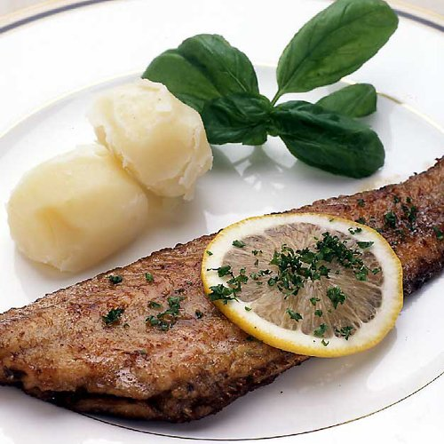 (Smoked Skinless Rainbow Trout - 1 lb )