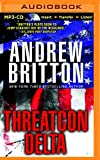 img - for Threatcon Delta (Ryan Kealey Series) book / textbook / text book