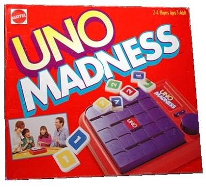 Amazon Uno Madness Toys Games