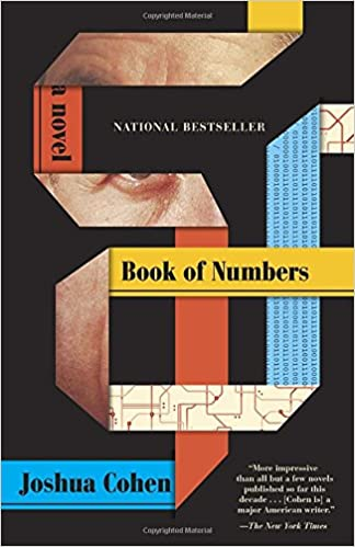 Image result for The Book of Numbers - Joshua Cohen