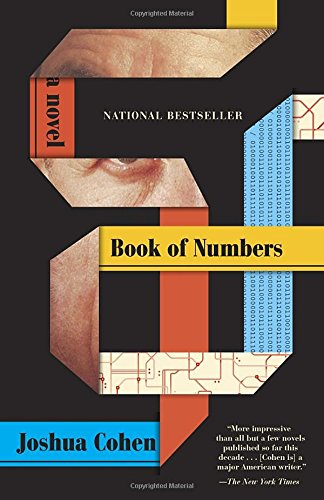 Book Numbers Novel Joshua Cohen product image