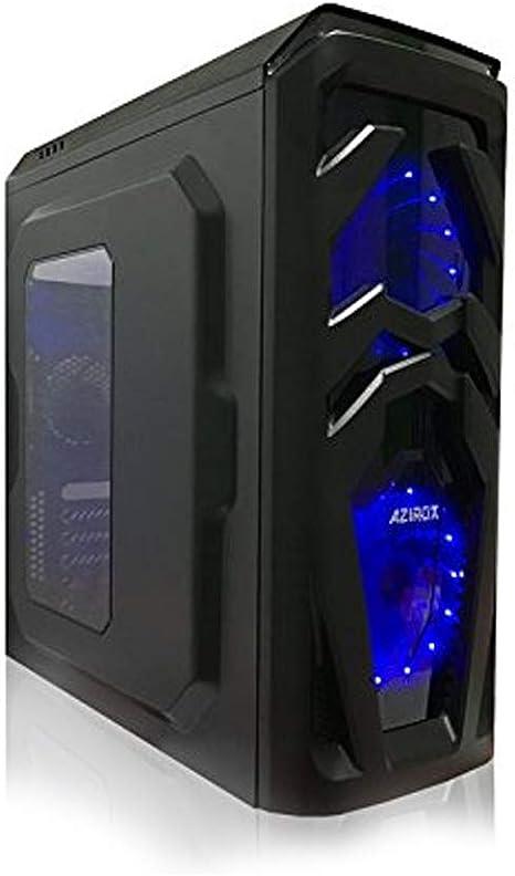 PC Sobremesa Ordenador Azirox Spyder Intel Core i7/16GB/SSD 120GB+ ...