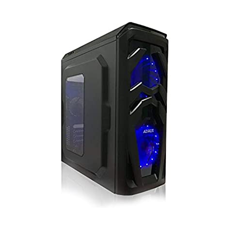 Gaming Ordenador Azirox Spyder Intel Core i3-8100 3,60 GHz 4 ...