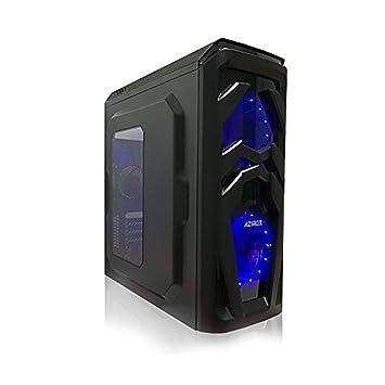 PC Sobremesa Ordenador Azirox Spyder Intel Core i5/4GB/SSD ...