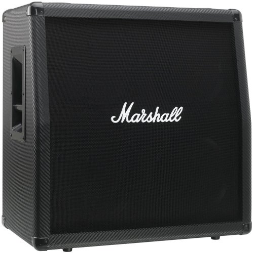 Marshall MG412ACF MG Series 120-Watt 4x12-Inch Angled Guitar Extension Cabinet