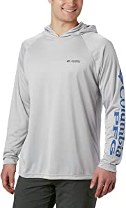 Columbia mens Pfg Terminal Tackle Hoodie