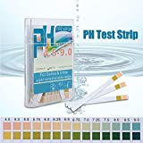 100Pcs / Box PH Test Paper PH4.5-9.0 Ph Alkaline Litmus Indicator Paper Strips for Urine and Saliva