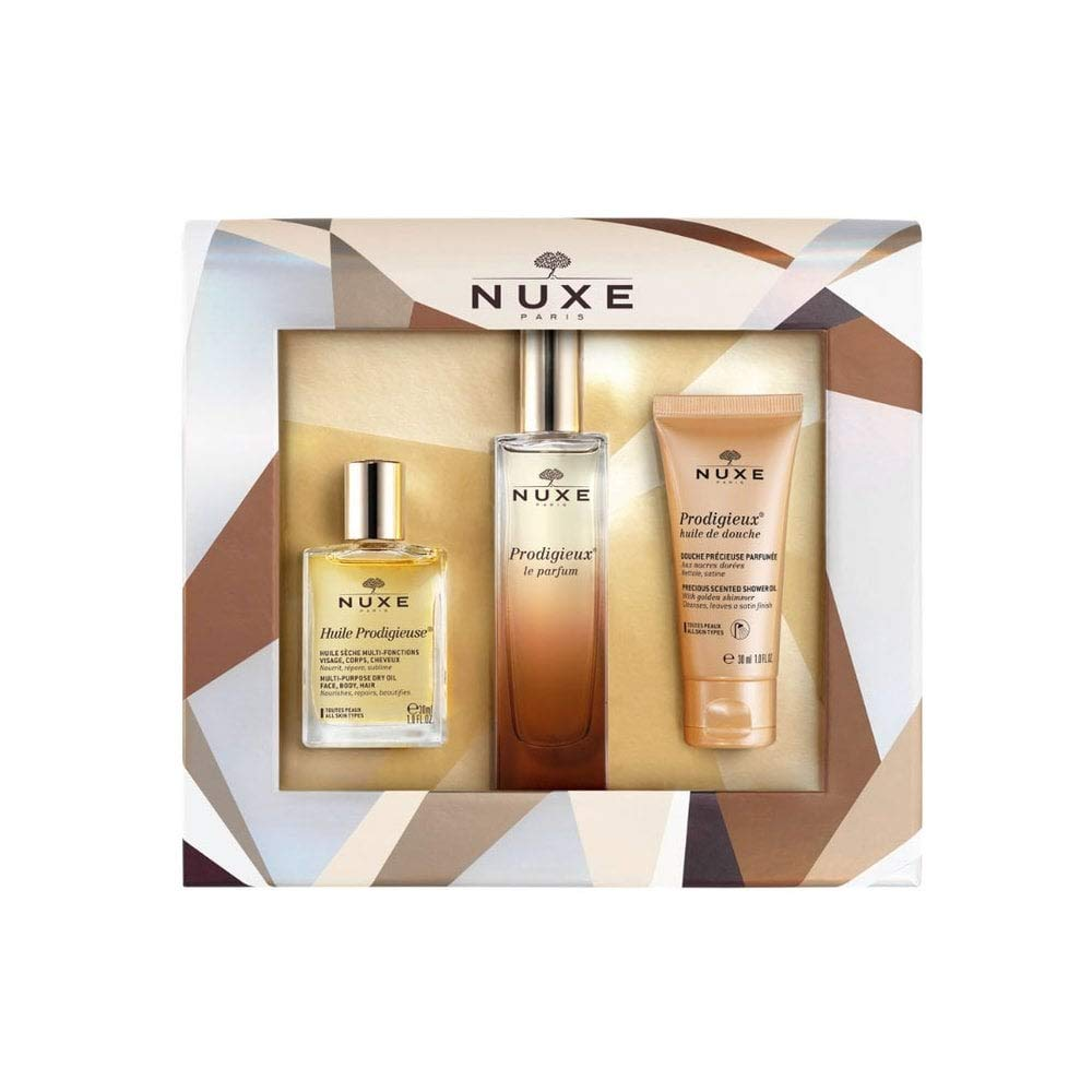 Nuxe Parfum Prodigieuse 50Ml + Set Ah I - 50 ml: Amazon.es