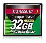 TRANSCEND INFORMATION 32 GB CompactFlash - TS32GCF200I