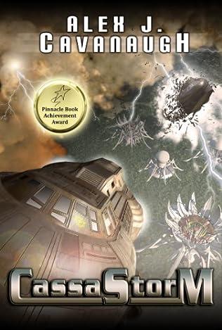 book cover of CassaStorm