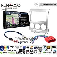 Volunteer Audio Kenwood Excelon DNX994S Double Din Radio Install Kit with GPS Navigation Apple CarPlay Android Auto Fits 2006 Mazda 5