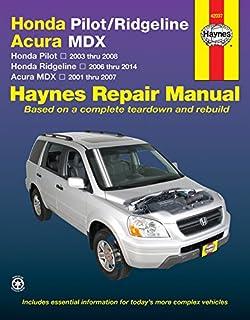 Honda Pilot Manual Del Usuario Online User Manual - 2007 acura mdx catalytic converter