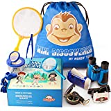 Norsy Toys – Kids Camping Gear - Explorer Kit | Outdoor Exploration Set for Boys & Girls Age 3-12 year old – Nature Exploring for Adventure kid – Perfect Gifts for Kid's Birthday, Christmas & Hiking