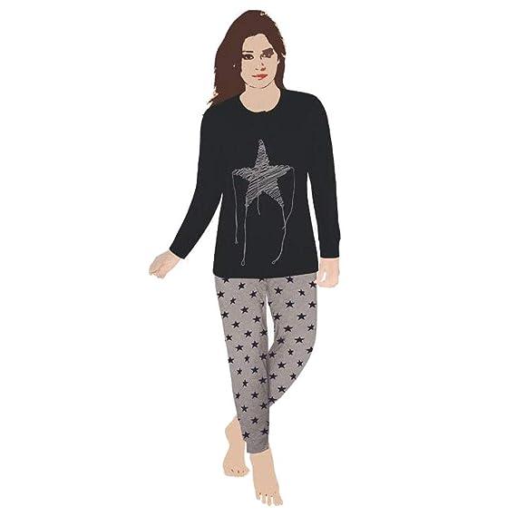 handicaps structurels prix nouveaux prix plus bas PierreCardin Zara Pyjama printanier pour Femme en Pur Coton ...