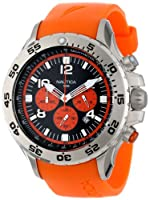 Nautica Men's N14538G NST Chronograph Watch by Nautica
