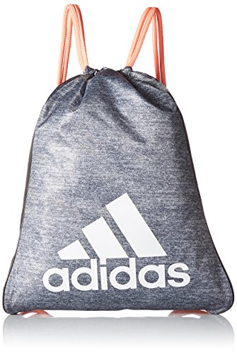 adidas Burst Sack pack, One Size, Onix Jersey/Sun Glow/Black/White