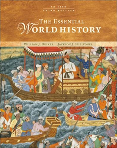 Amazon the essential world history to 1500 9780495097679 the essential world history to 1500 3rd edition fandeluxe Images