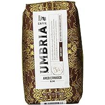 Caffe Umbria Arco Etrusco Blend, Dark Roast, 12 Ounce Bag