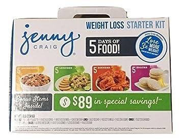 Amazon.com: Jenny Craig Weight Loss Starter Kit: Health & Personal ...