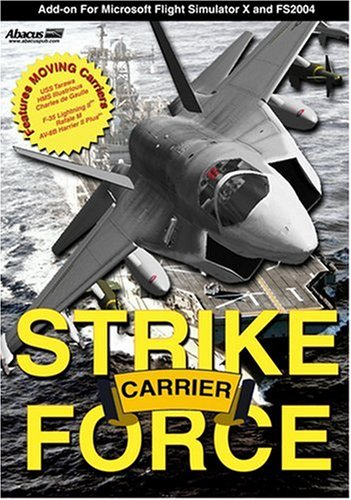 Carrier Strike Force: Expansion for Microsoft Flight Simulator X and