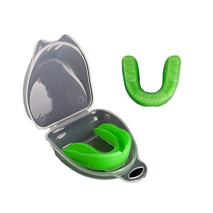 Amazon.com: Chinashow - Protector bucal deportivo ...