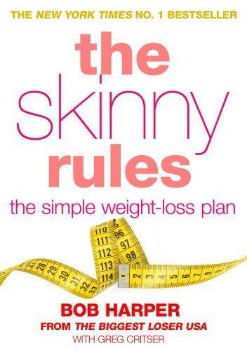 The Skinny Rules by Bob Harper (2012-09-13)