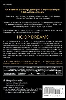 an analysis of hoop dreams by ben joravsky Hoop dreams has 314 ratings and 53 reviews reaganc_c2 said: i am currently reading a superb book called hoop dreams by ben joravsky although i am only.