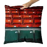 Best Electronic Arts Friends Rooms - Westlake Art Decorative Throw Pillow - Bleacher Wallpaper Review