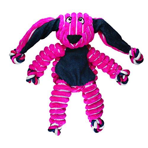 KONG Floppy Knots Bunny, Dog Toy, Medium/Large