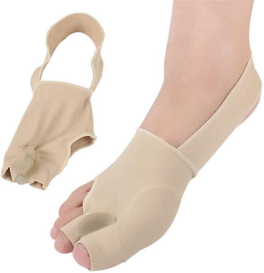 Corrector ortopédico para alivio de juanetes, separadores de dedos, grande, férula, para dolor de pies y Hallux Valgus