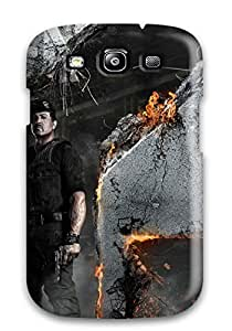 New Premium ZippyDoritEduard Sylvester Stallone Skin Case Cover Excellent Fitted For Galaxy S3
